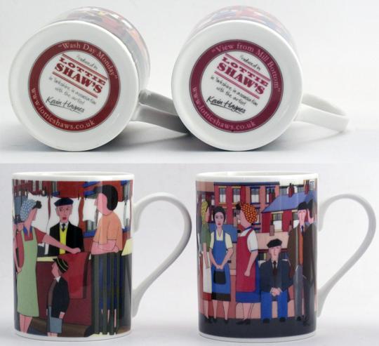 LC mugs finished